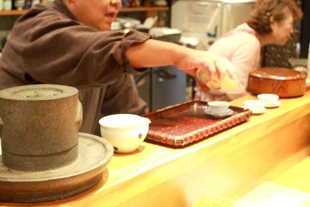 茶香房 長竹 わびさび