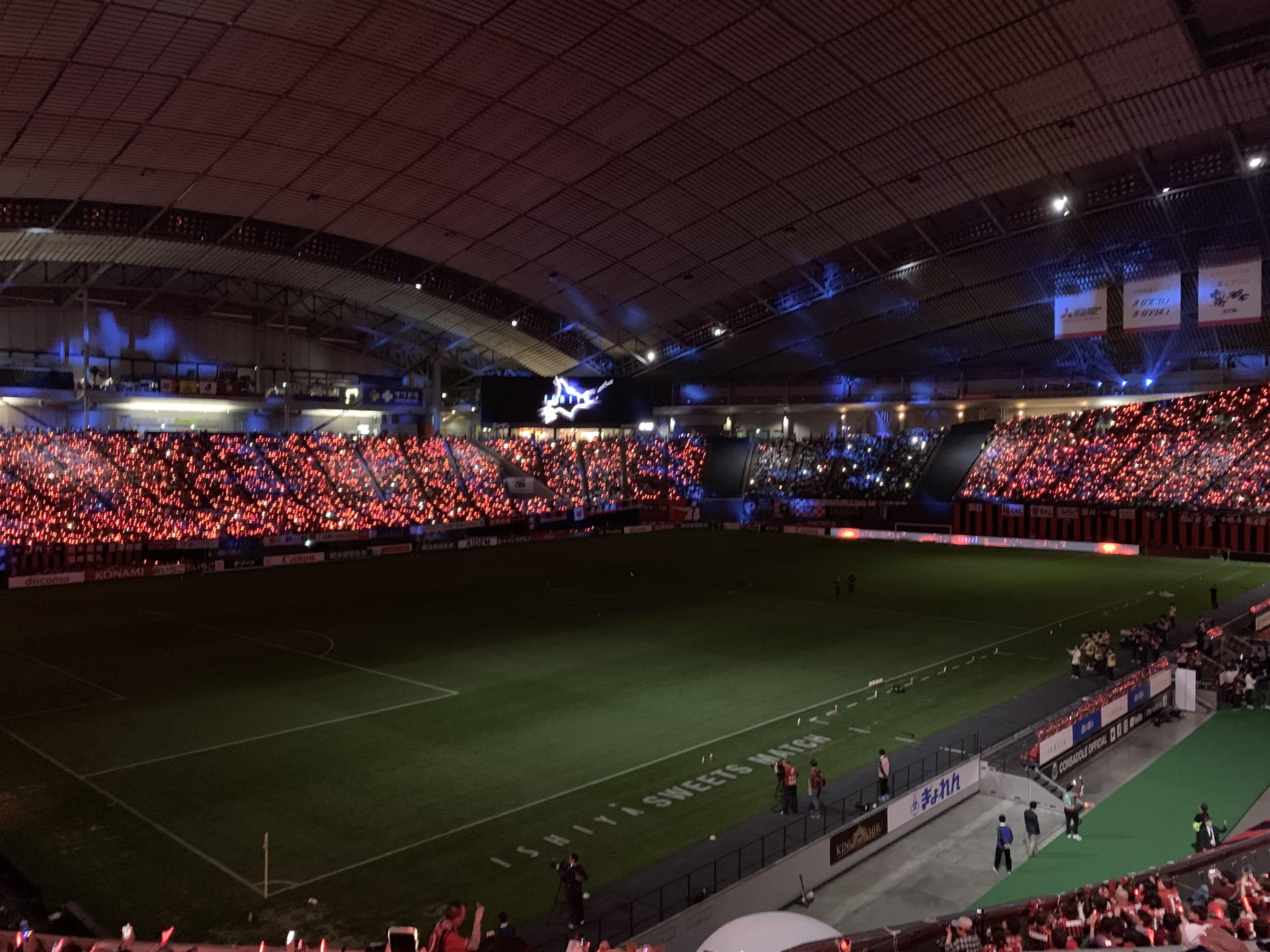 コンサドーレ札幌 vs ヴィッセル神戸