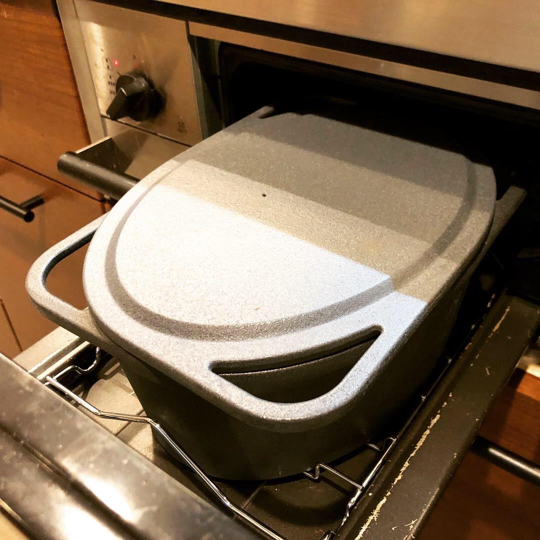 プラスドゥのダッチオーブン
