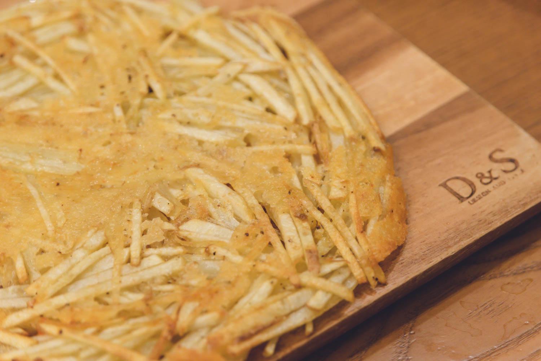 【男子厨房レシピ】じゃがいもチーズカリカリ
