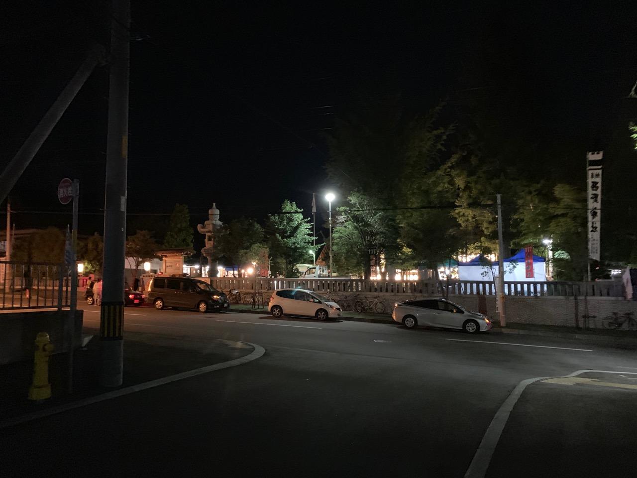 西野神社例大祭