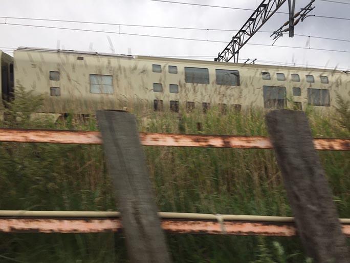 超豪華寝台列車 四季島