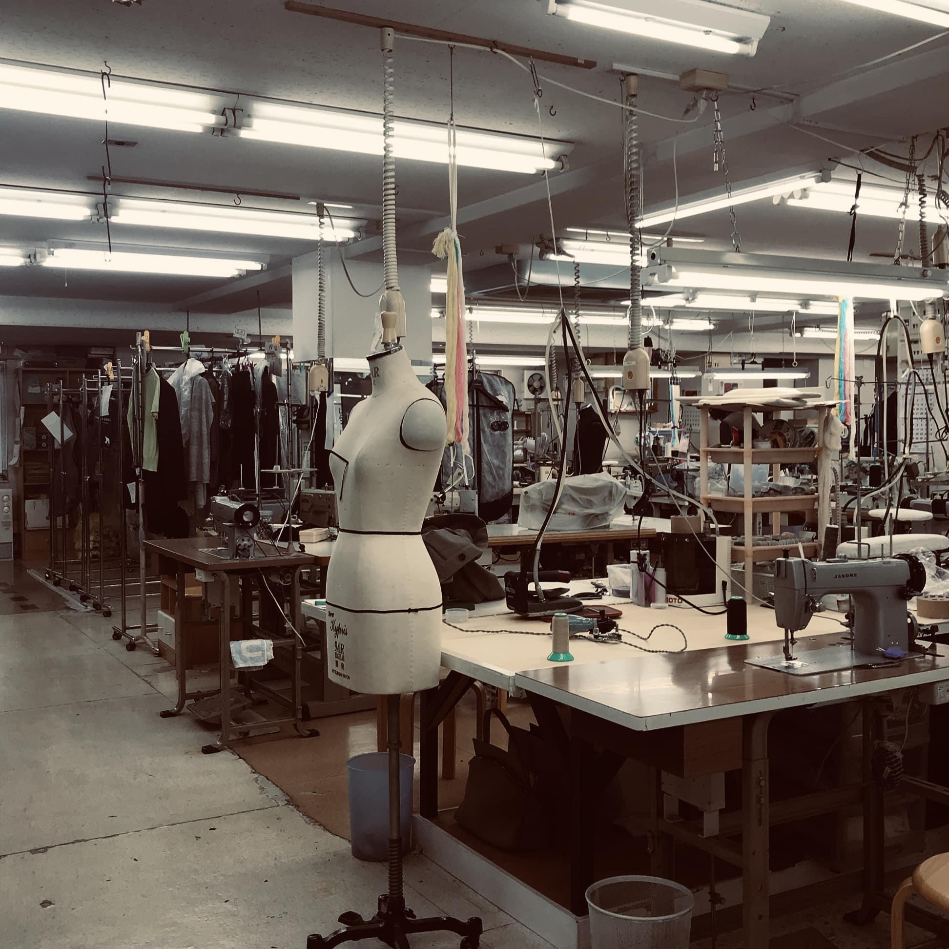 衣類のリノベーション