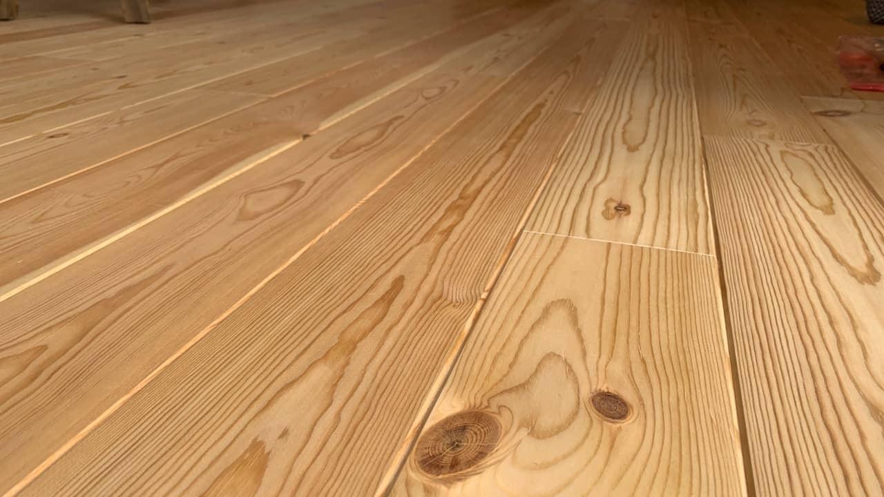 赤松の床無垢材の特徴
