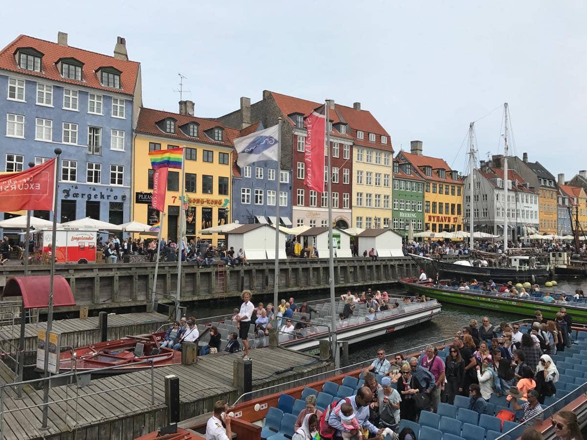 海外旅行気分@コペンハーゲン