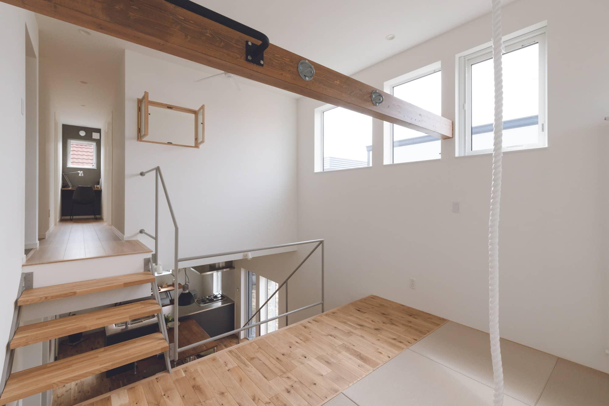 新築注文住宅事例「NEST」を公開しました
