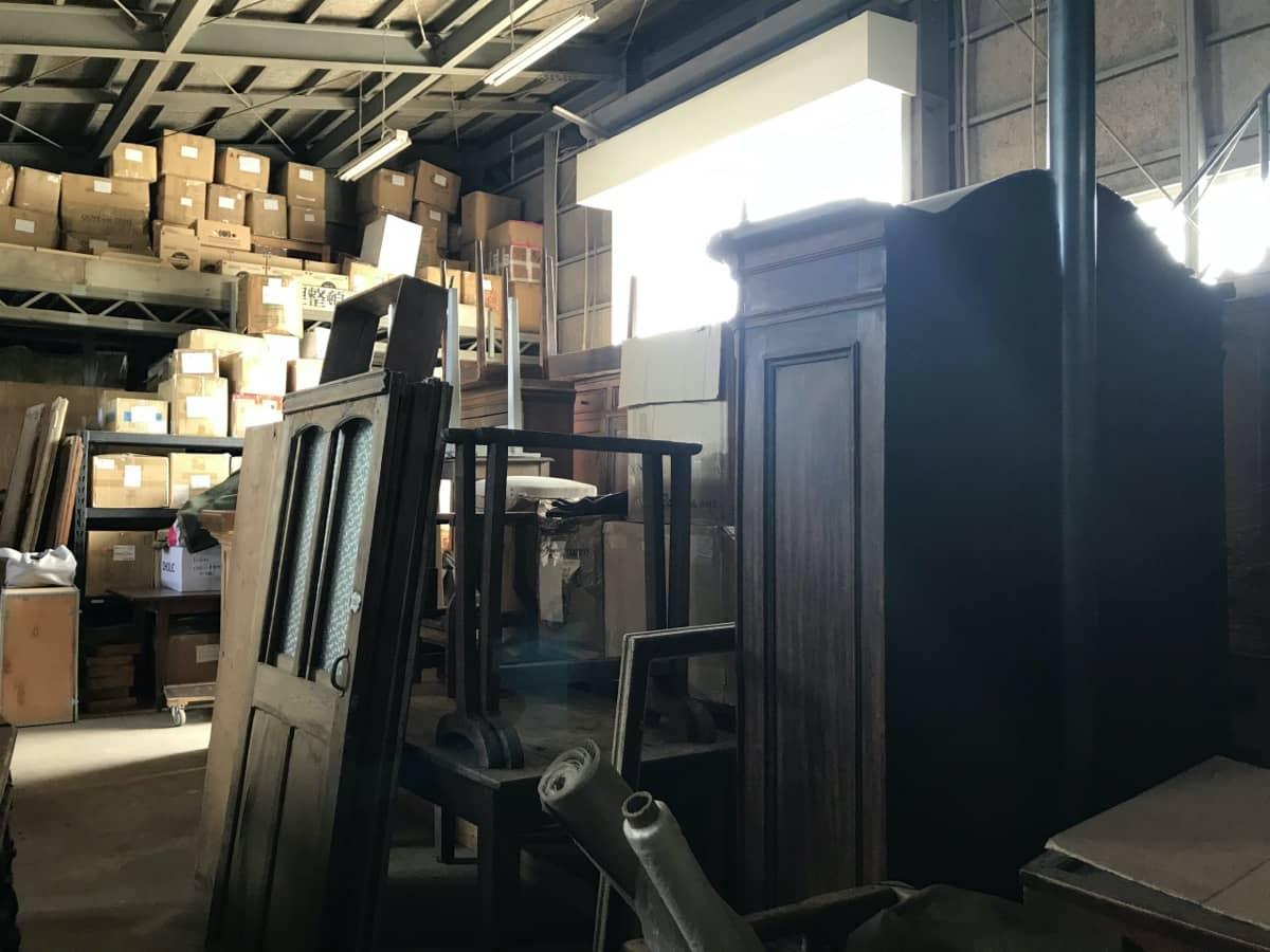 家具 × 古道具 × 什器 × 建具