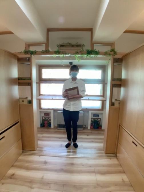 【インスタライブ】7/18放送「鏡子さんの動く城」マンションリノベーションのルームツアー