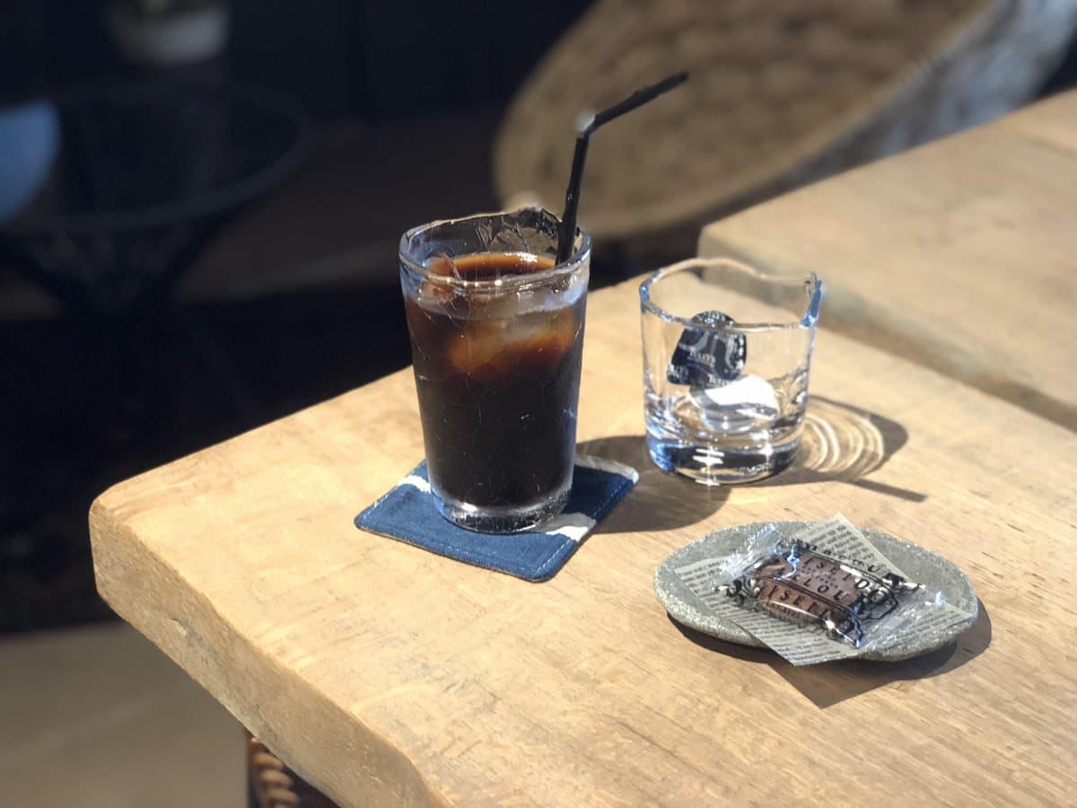 お打ち合わせの際のお飲み物、「自家製アイスコーヒー」いかがですか?